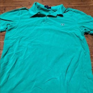 Fred Perry large green polo